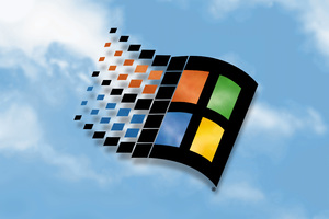 Windows 98 4k Wallpaper