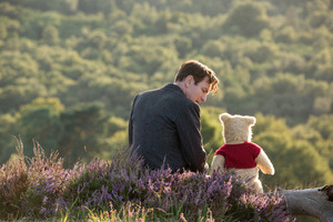 Winnie The Pooh In Christopher Robin Movie 5k Wallpaper