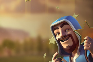 Wizard Clash Of Clans Wallpaper
