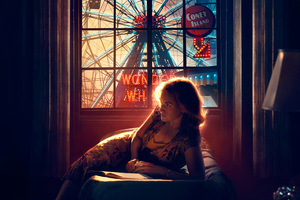 Wonder Wheel 2017 Wallpaper
