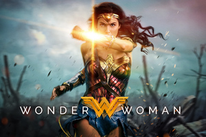 Wonder Woman 2017 HD