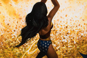 Wonder Woman 4k Artwork Wallpaper