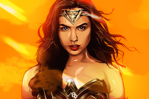 Wonder Woman Arts New