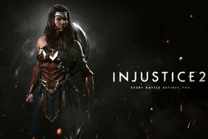 Wonder Woman In Injustice 2
