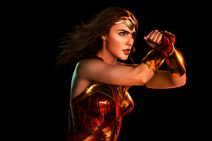 Wonder Woman Justice League 2017 4k