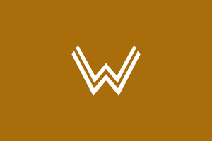 Wonder Woman Minimalism Logo