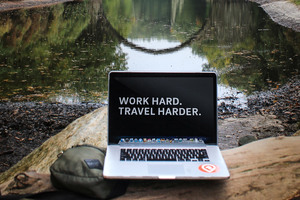 Work Hard Travel Harder