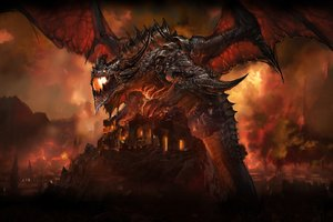 World Of Warcraft Dragon