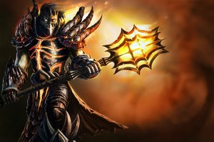 World Of Warcraft Warrior