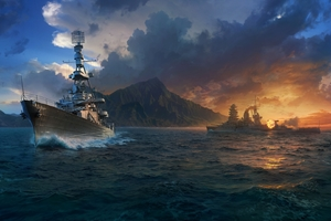 World Of Warships 2016 Wallpaper