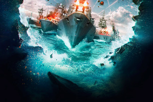 World Of Warships 5k Wallpaper