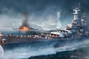 World Of Warships Game Wallpaper