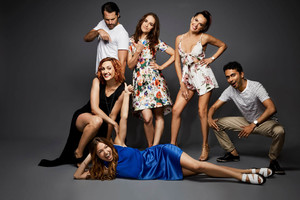 Wynonna Earp Tv Series Cast