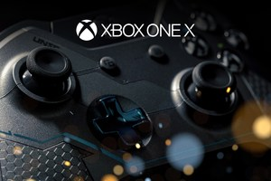 Xbox One X Controller Wallpaper