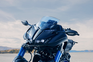 Yamaha Niken Sport Touring Motorcycle Wallpaper