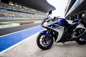 Yamaha YZF R3 Wallpaper