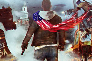 Homefront The Revolution Game 10k Wallpaper