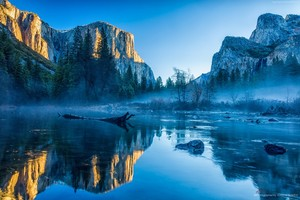 Yosemite Captain Apple Original