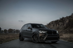 Z Performance BMW X5 2018 4k