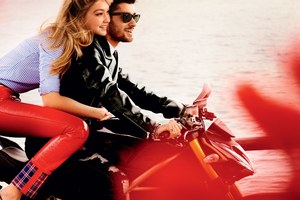 Zayn Malik And Gigi Hadid 2017