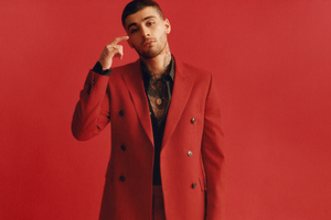 Zayn Malik Vogue 2018 Wallpaper