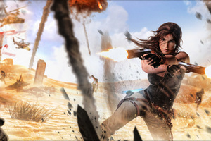 Zenith Of The Tomb Raider Wallpaper