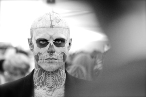 Zombie Boy Wallpaper