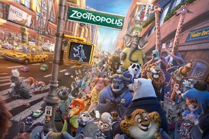Zootopia Movie New Wallpaper
