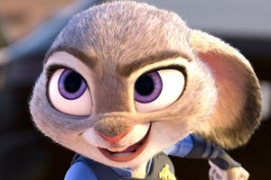 Zootopia Movie Wide