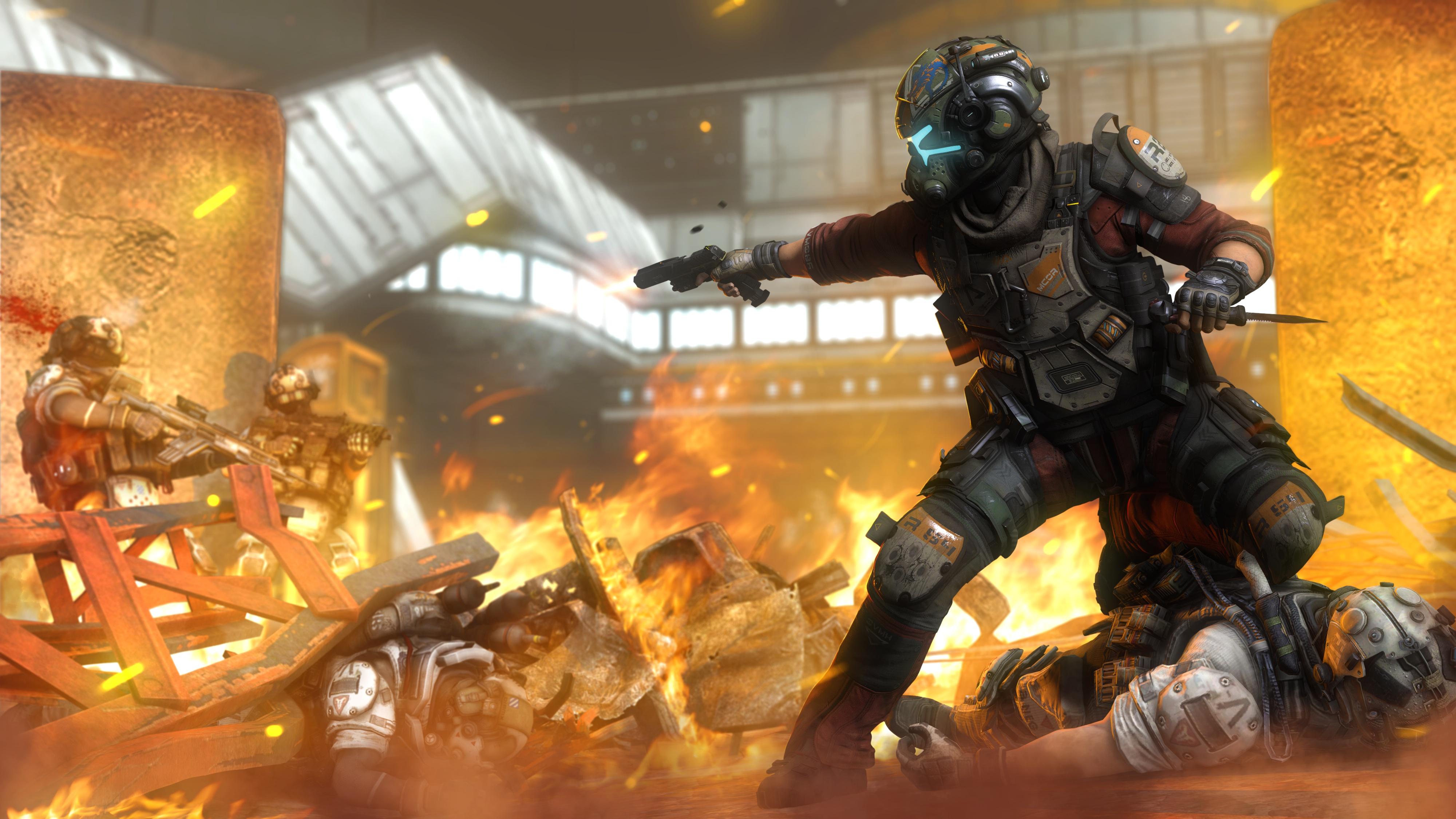 Titanfall 2 Best Video Game Of 2017 4k, HD Games, 4k