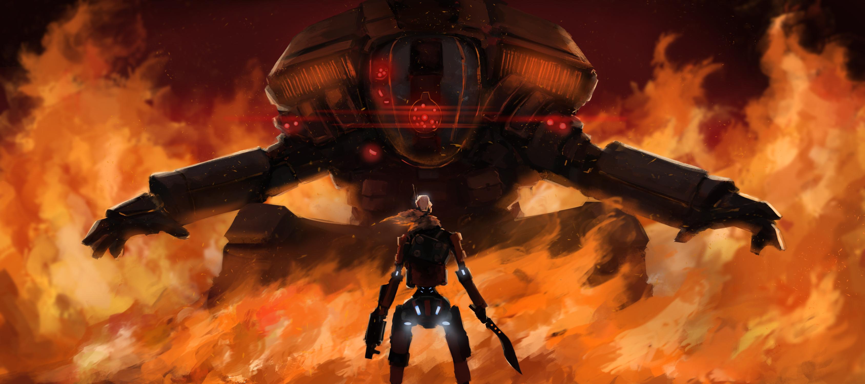 Titanfall 2 Digital Art, HD Games, 4k Wallpapers, Images ...