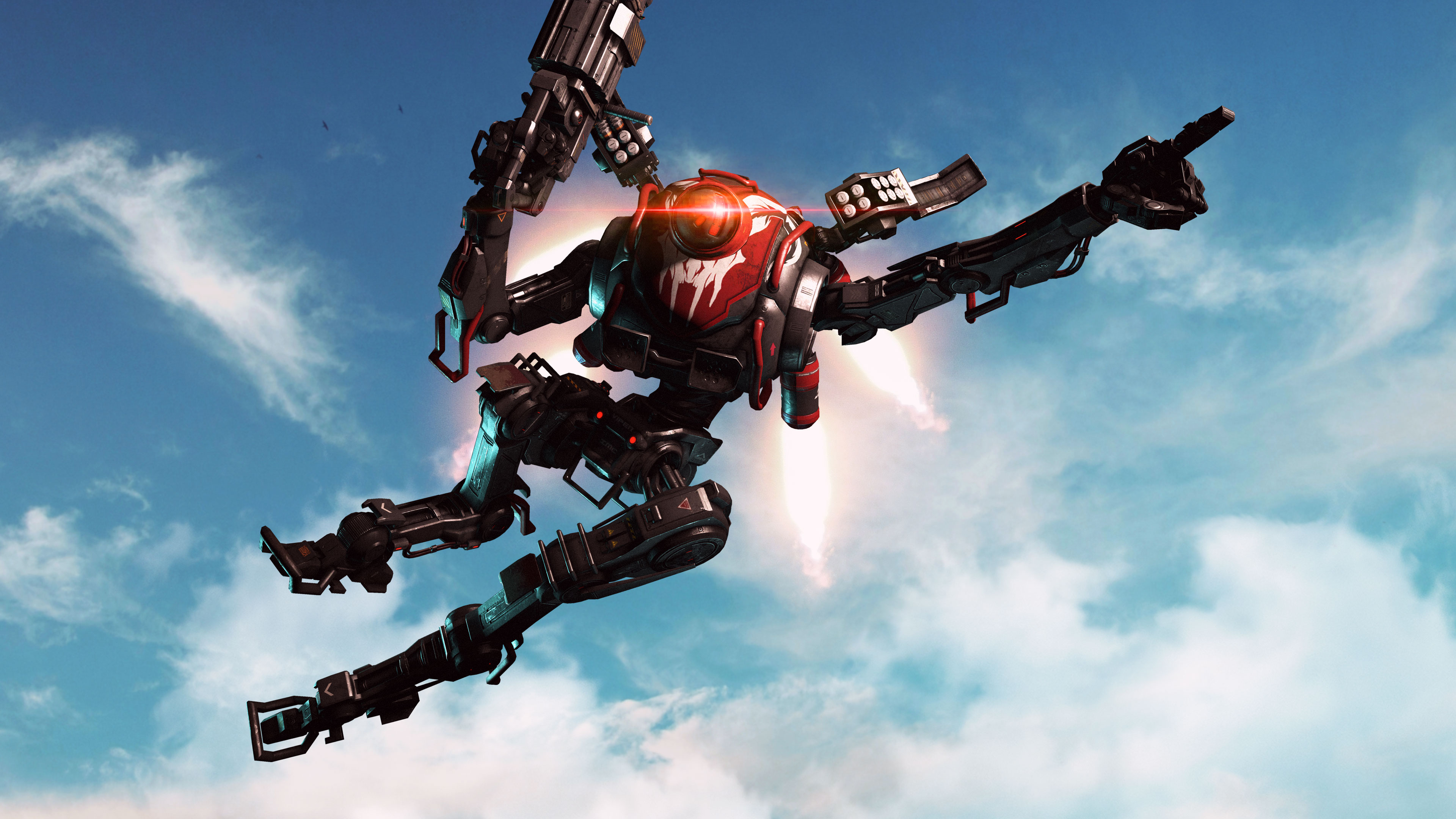 Titanfall 2 Skidrow, HD Games, 4k Wallpapers, Images ...