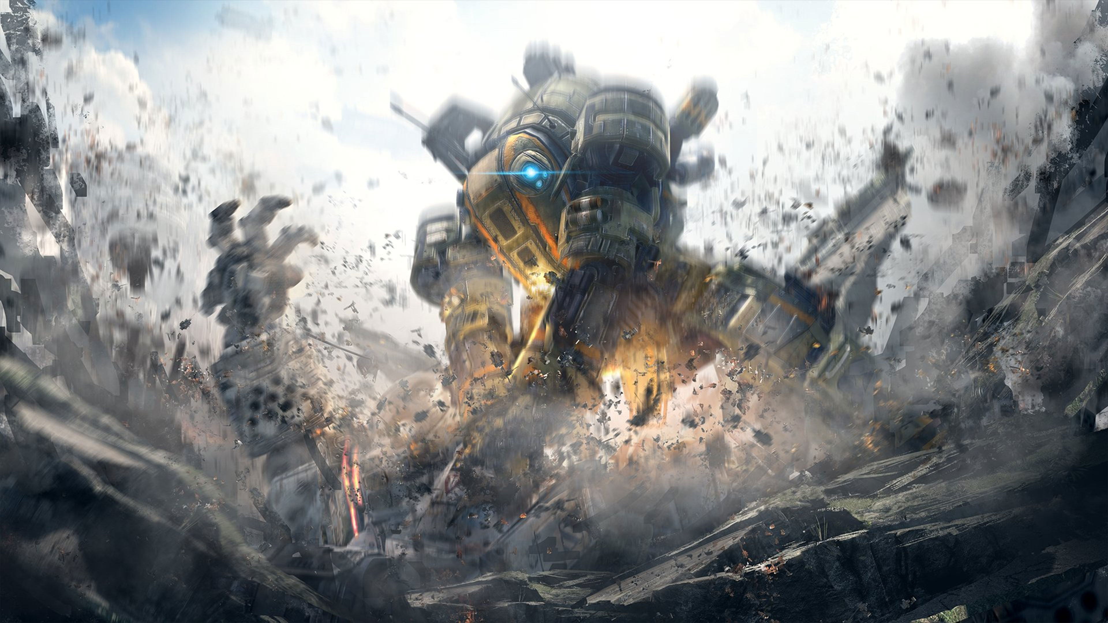 titanfall 2 xbox, hd games, 4k wallpapers, images, backgrounds