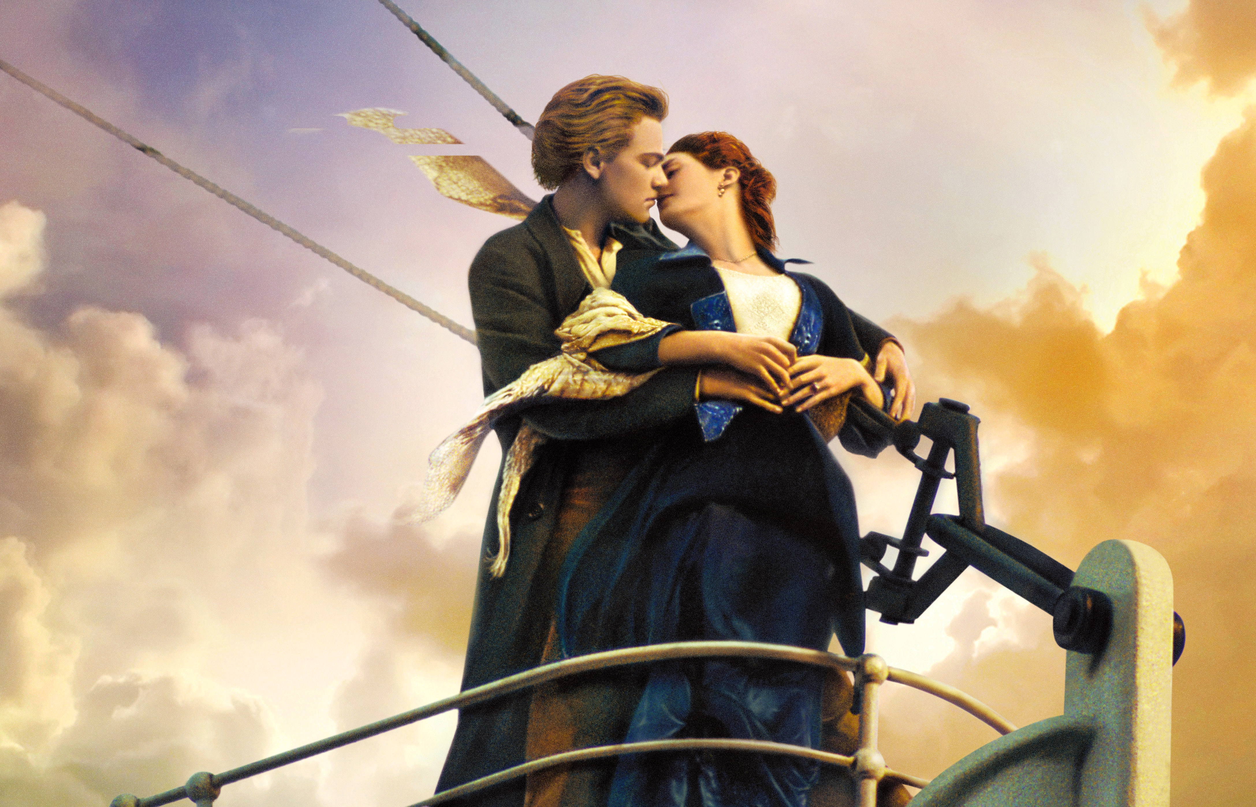Titanic hd movies 4k wallpapers images backgrounds - 4k kiss wallpaper ...