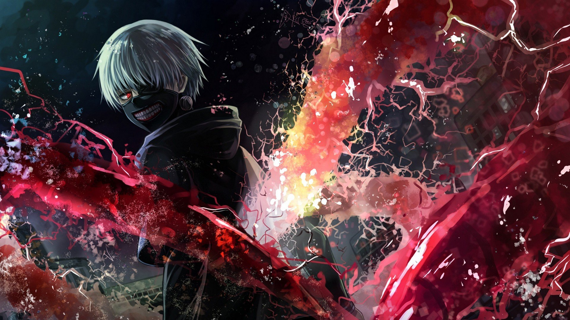 Tokyo Ghoul Art, HD Anime, 4k Wallpapers, Images, Backgrounds, Photos and Pictures