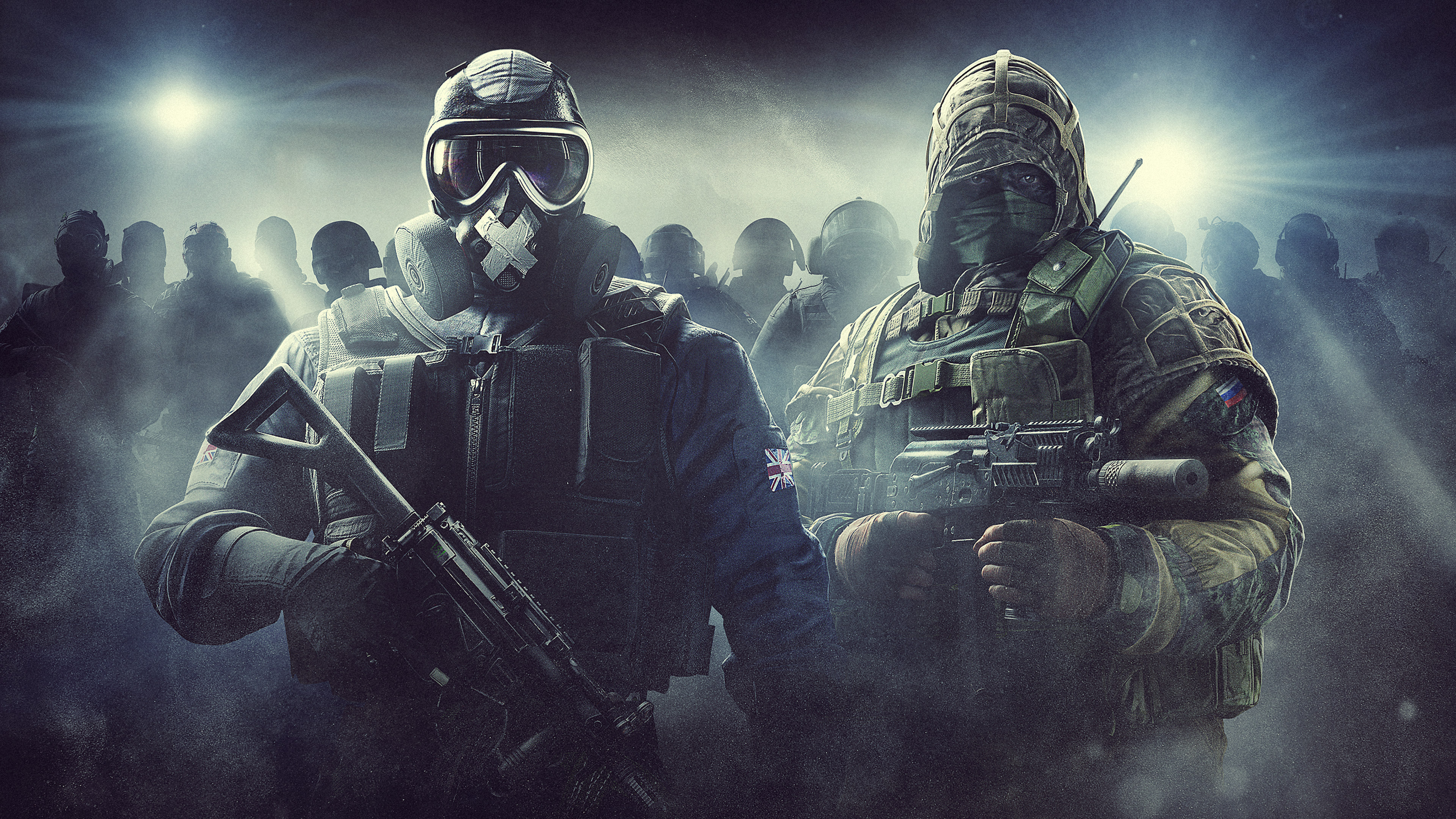 Tom Clancy Six Siege