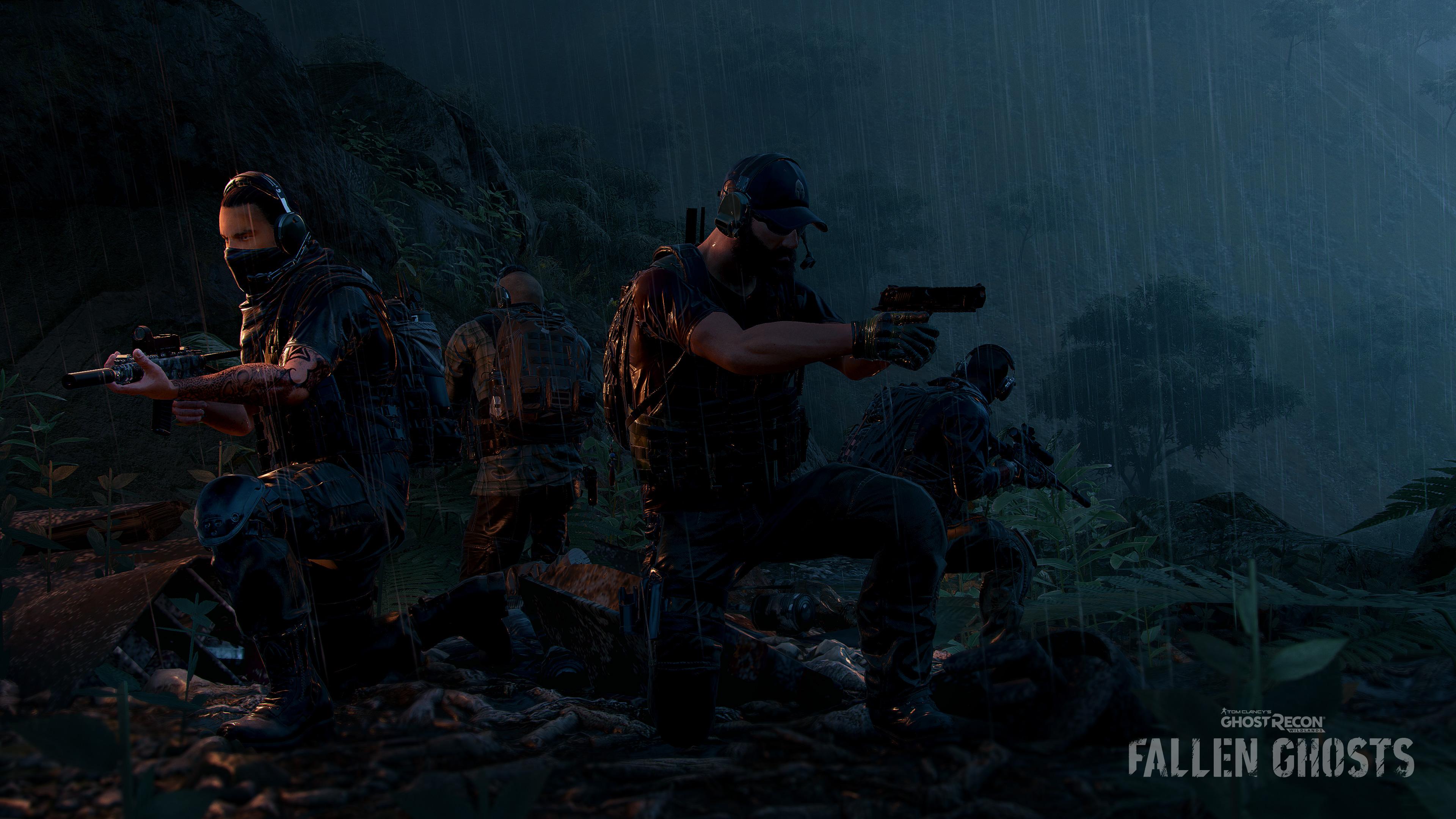 Tom Clancys Ghost Recon Wildlands Fallen Ghosts DLC, HD