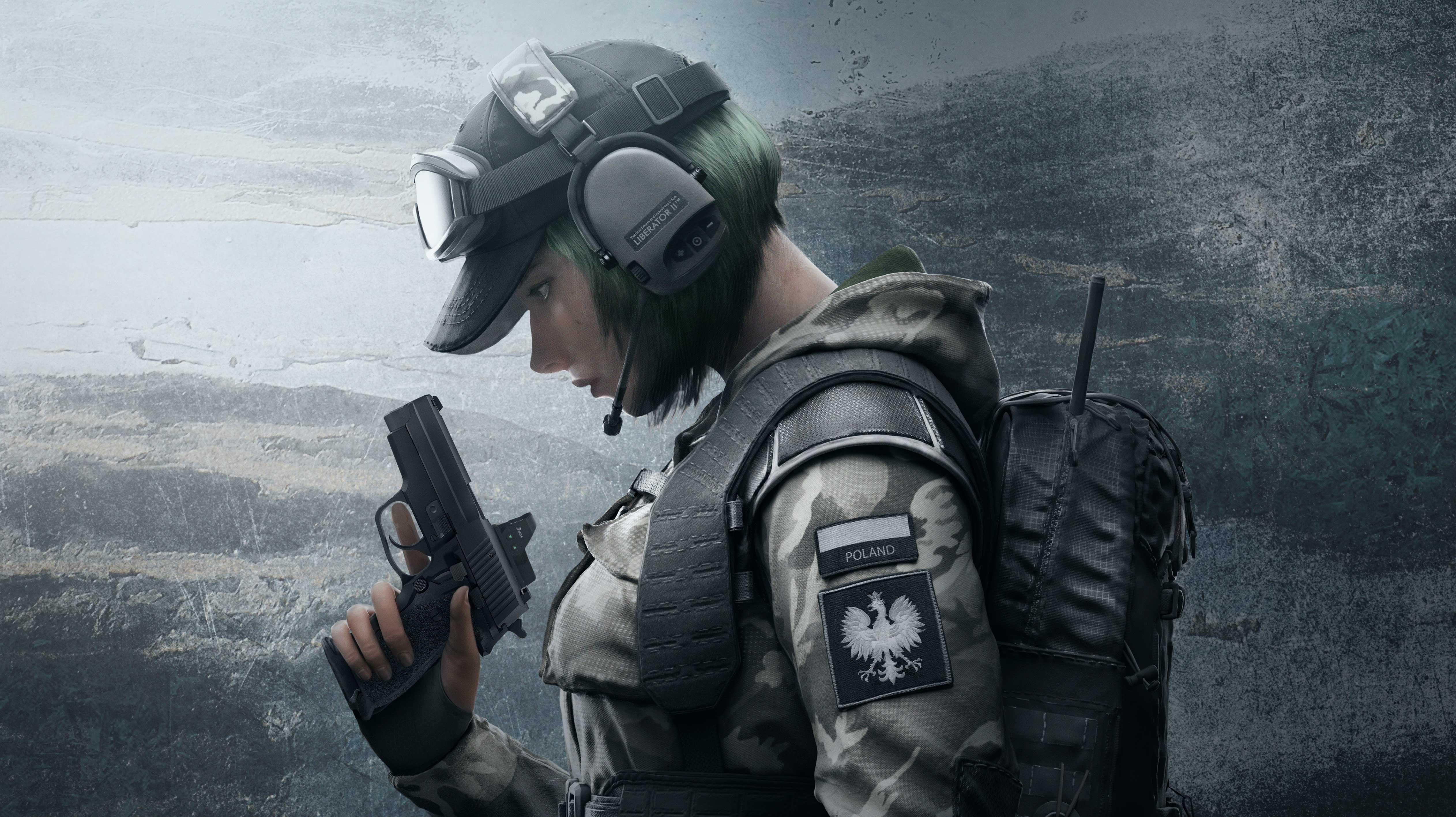 Soldier Video Games Rainbowsix Siege Digital Art Dark: Tom Clancys Rainbow Six Siege Soldier 5k, HD Games, 4k