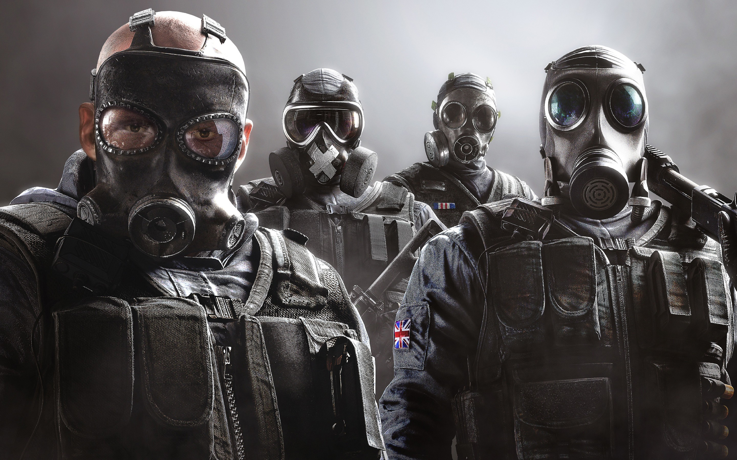 Rainbow Six Siege Wallpaper Hd: 2048x1152 Tom Clancys Rainbow Six Siege 2048x1152