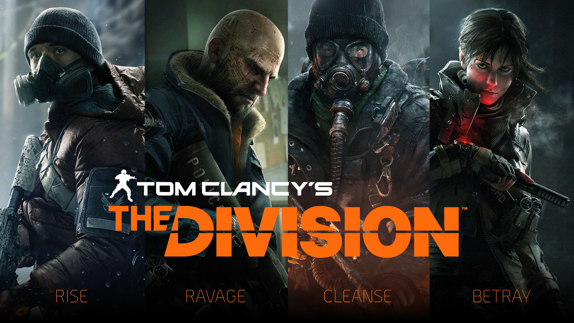 Tom Clancys The Division Poster