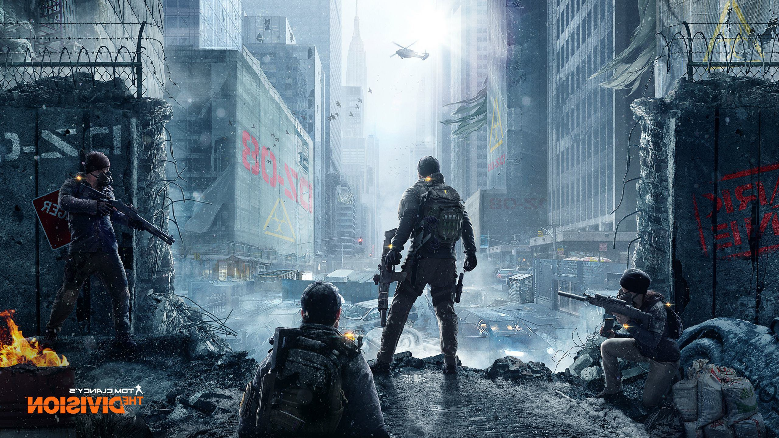 Tom Clancys The Division Quarantine, HD Games, 4k