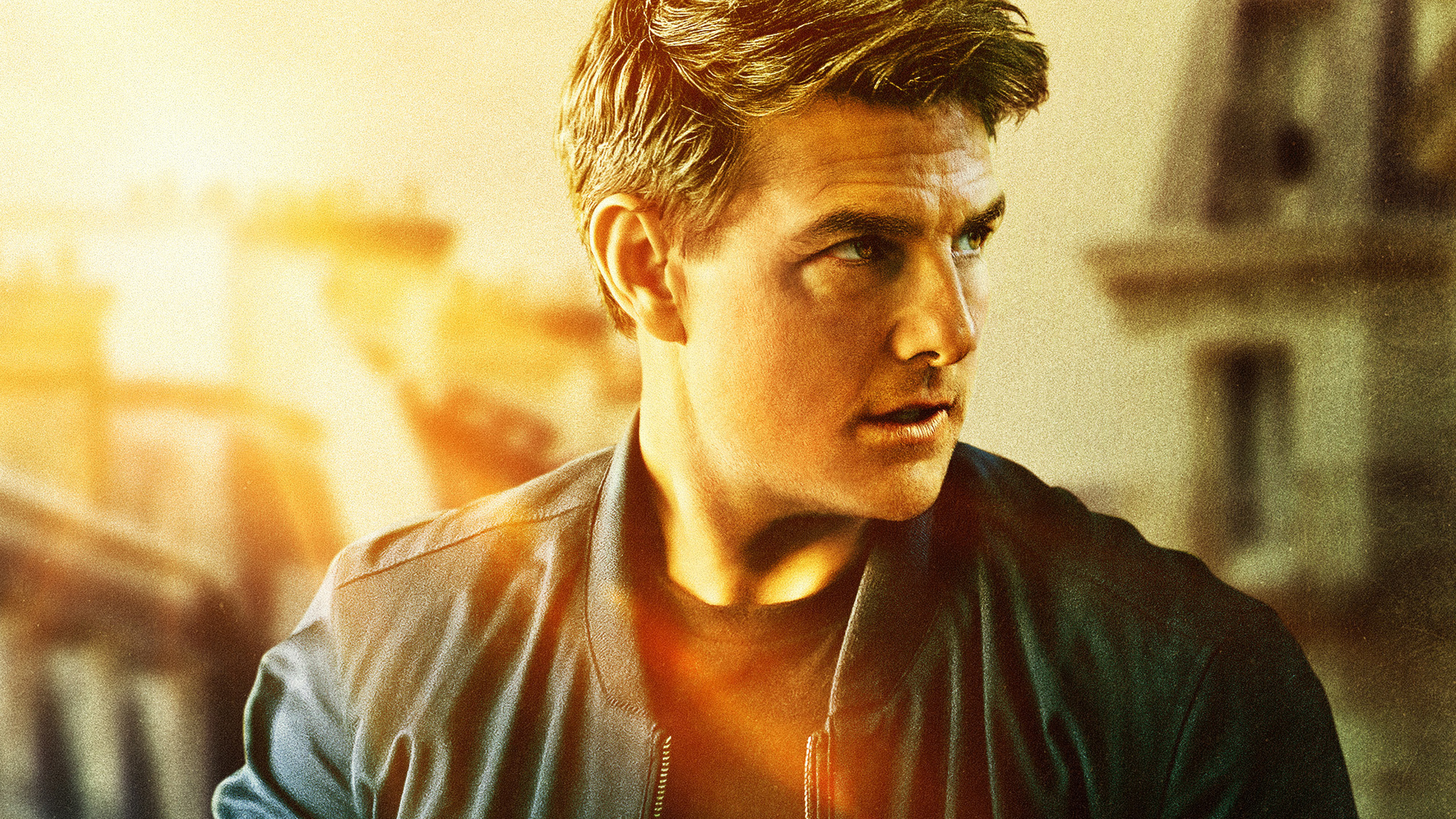 tom cruise as ethan hunt in mission impossible fallout movie, hd