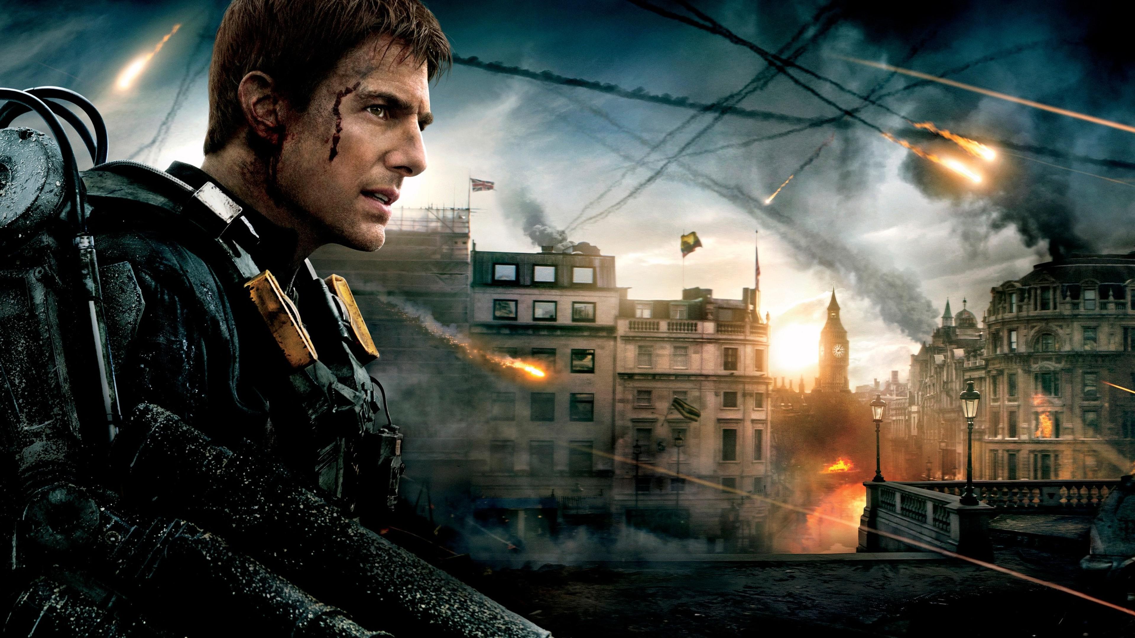 Tom Cruise In Edge Of ...