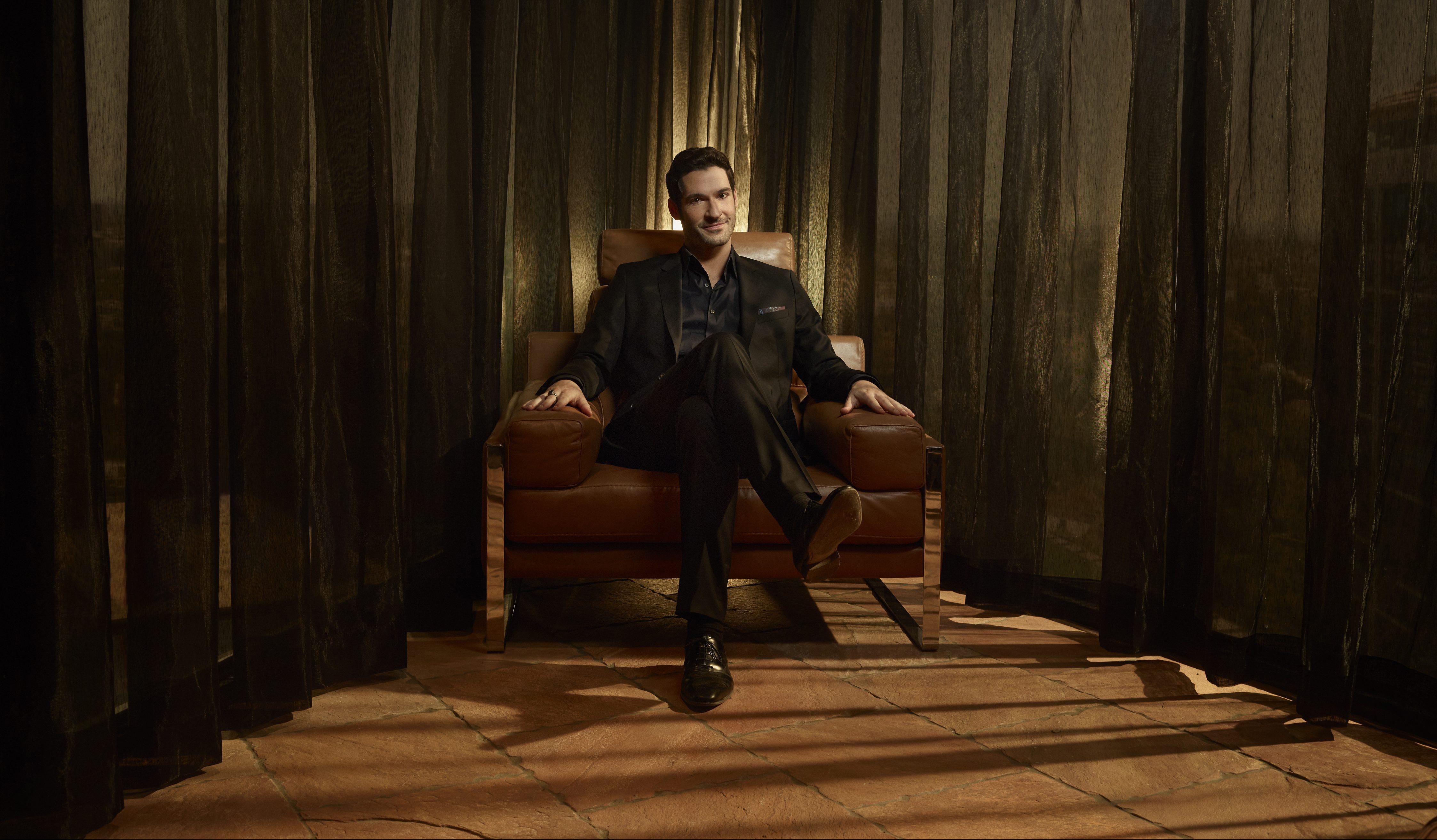 Lucifer Wallpaper 4k: Tom Ellis As Lucifer, HD Tv Shows, 4k Wallpapers, Images
