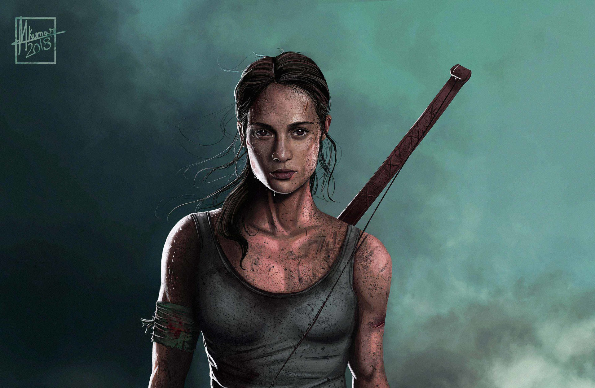 2932x2932 Pubg Android Game 4k Ipad Pro Retina Display Hd: Tomb Raider Alicia Vikander Artwork, HD Movies, 4k