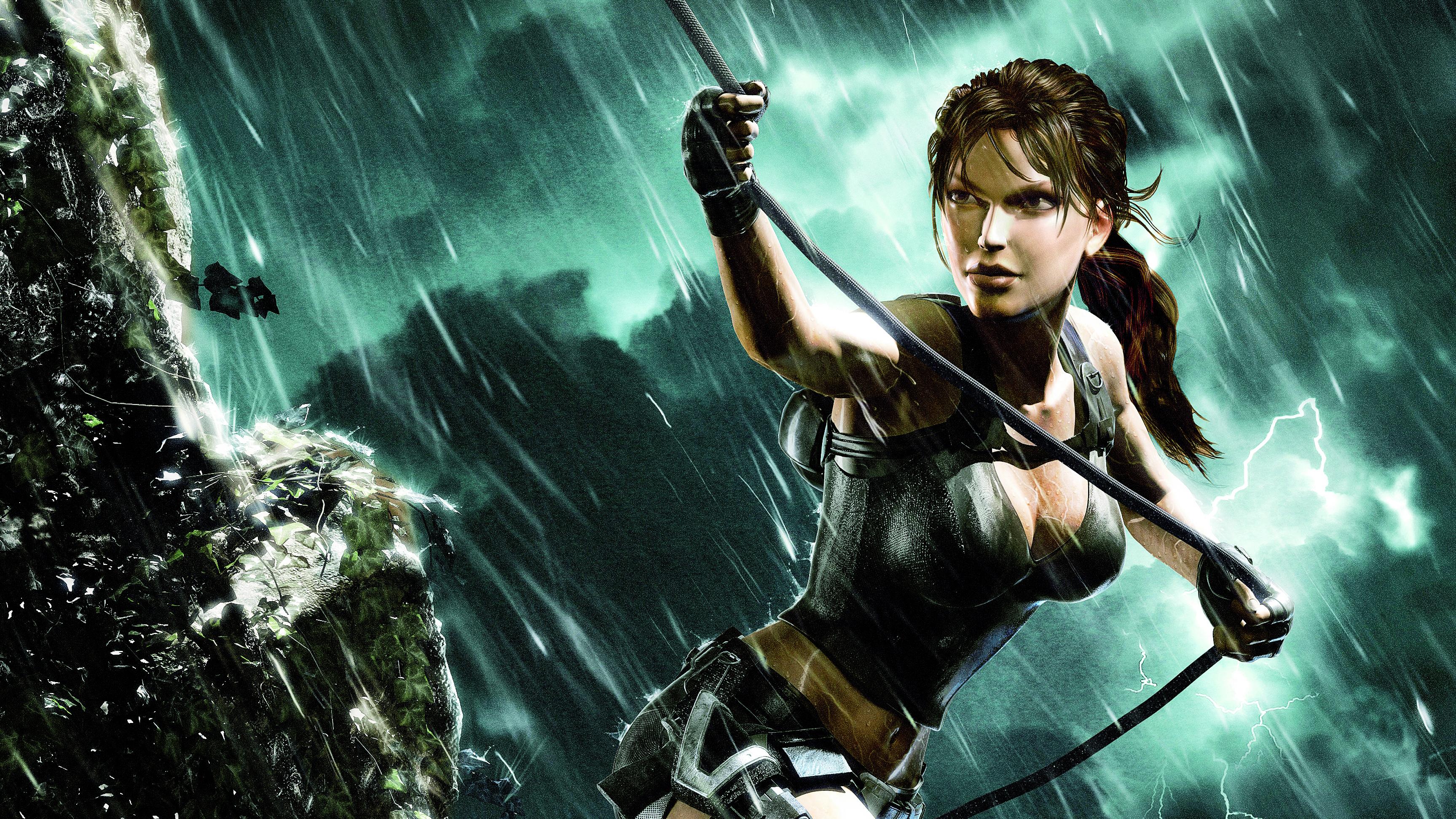 Tomb Raider Underworld 4k, HD Games, 4k Wallpapers, Images ...