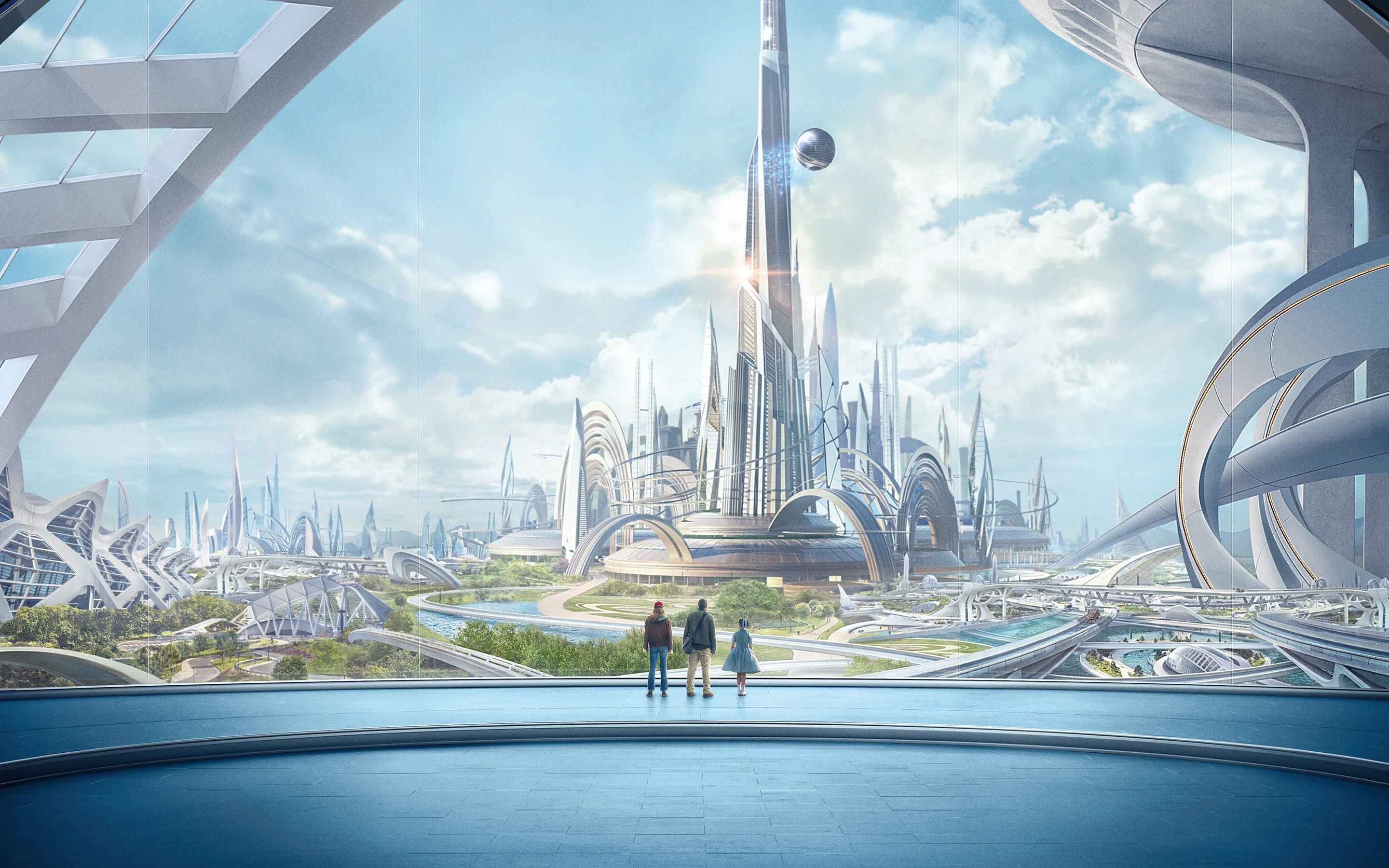 Tomorrowland Movie HD Movies k Wallpapers Images Backgrounds