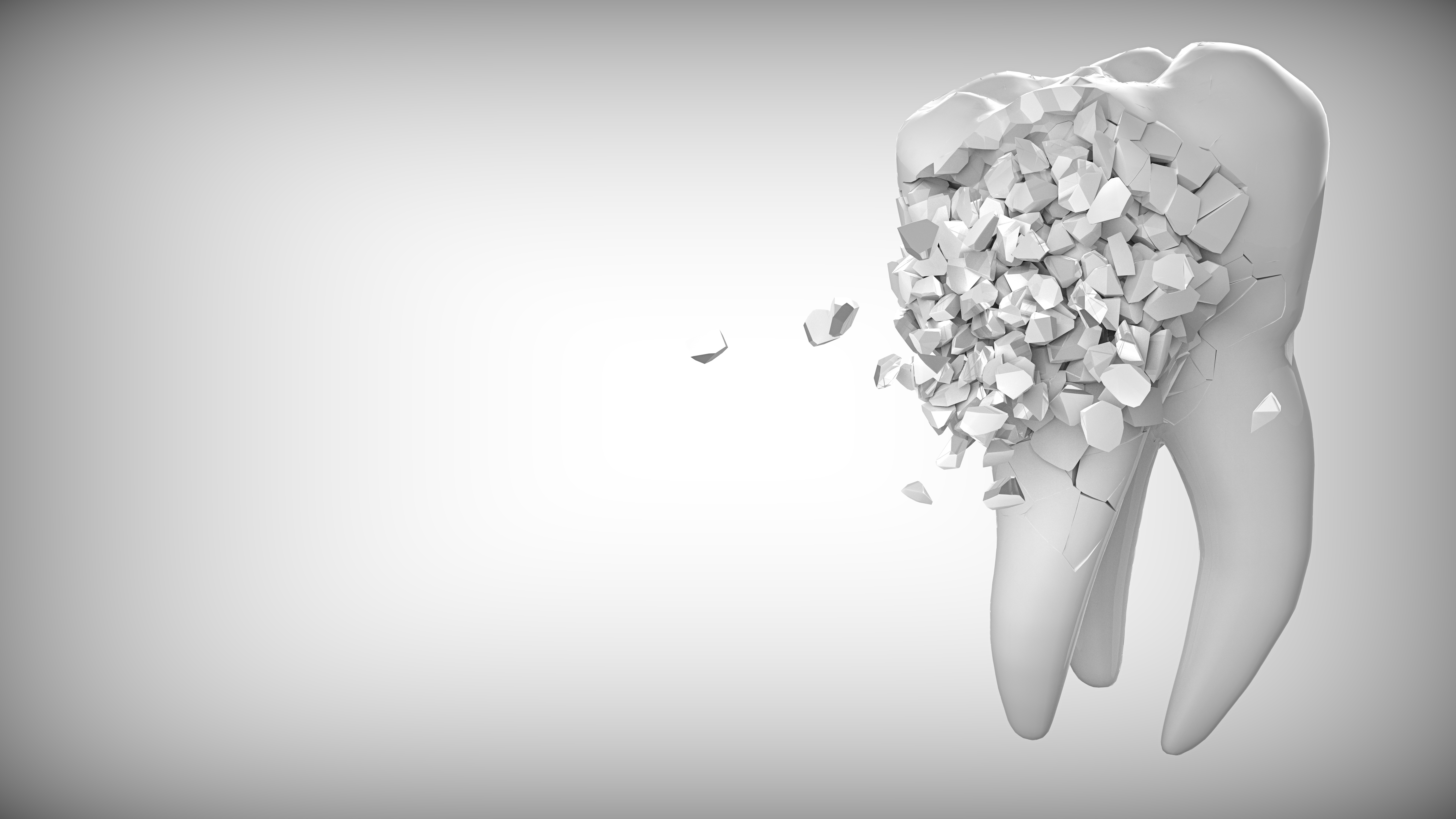 tooth creative art 8k, hd creative, 4k wallpapers, images