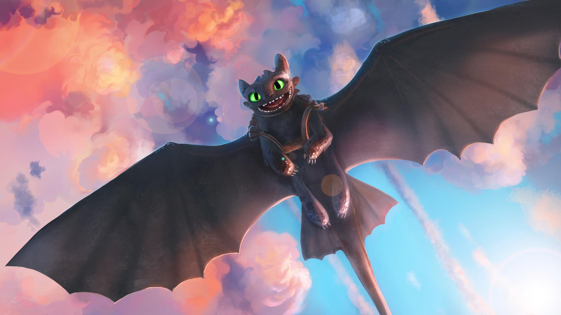 Toothless Artwork