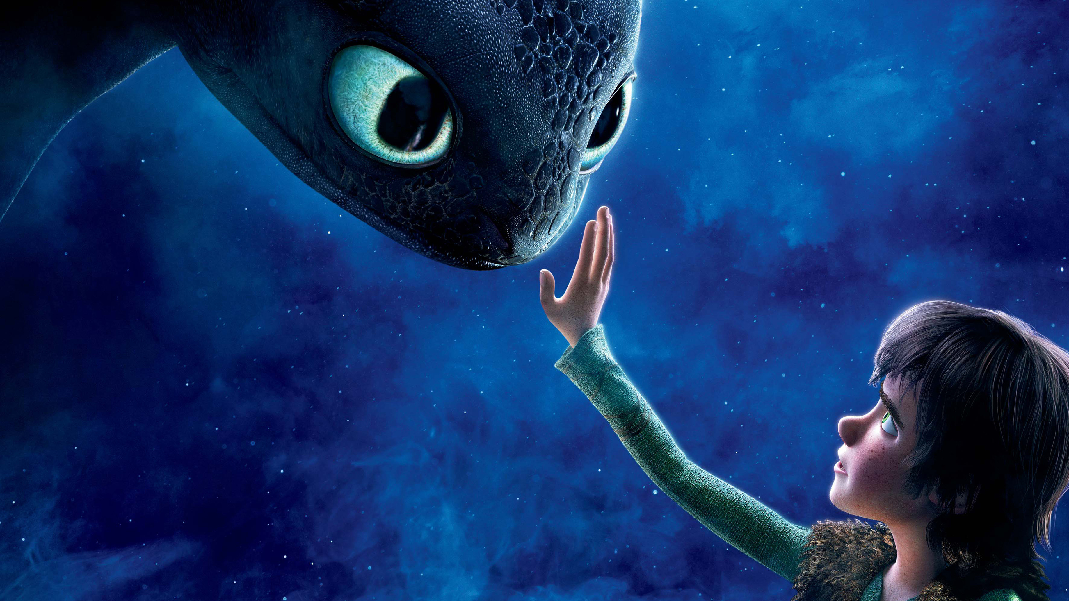 Toothless How To Train Your Dragon, HD Movies, 4k ...